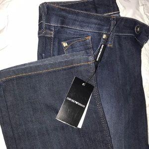 Emporio Armani Jeans. Sz26 NWT
